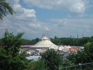 Symbolbild Zirkus - Barelli in Frankfurt